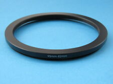 95mm to 82mm Stepping Step Down Ring Camera Filter Adapter Ring 95mm-82mm