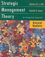 Strategic Management Theory Update by Hill, Charles Paperback Book The Cheap