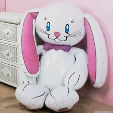 Jumbo Inflatable Easter Bunny Rabbit Airblown Blow Up Party Decoration