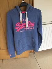 womens superdry hoodie small