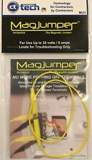Magjumper - Magnetic Tip Jumper HVAC Testing Troubleshooting Tool *YELLOW*