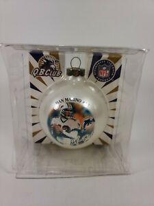 Miami Dolphins Dan Marino #13 NFL Christmas Ornament Quarterback QB Club