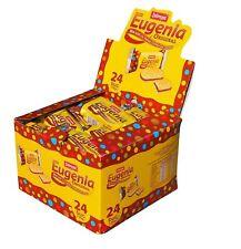 Romanian - Eugenia Original Hamper Biscuits with Cocoa Cream - Box of 24 Packs…