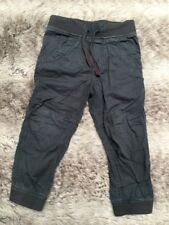 H&M Grey Cargo Trousers. Used Condition. 2-3 Years Old. Great For Play / Nursery