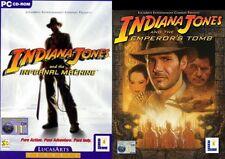 Indiana Jones and the Emperor's Tomb & the Infernal Machine
