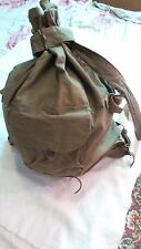 Vintage original Russian Soviet USSR Military Army Bag backpack veshmeshok 6011