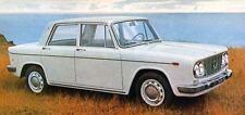 1966 Lancia Fulvia Berlina Factory Photo J3839