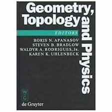 De Gruyter Proceedings in Mathematics: Geometry, Topology and Physics :...