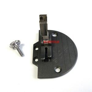 Non-Stick Teflon Foot+Needle Plate + Feed Dog For Juki Ddl-555 8700 8500 227+