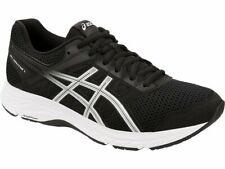ASICS Gel-contend 5 Mens Running Shoes Black/white Size 10 4e Extra Wide