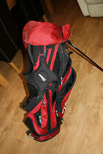 Titleist Red & Black Golf Carry / Stand Bag