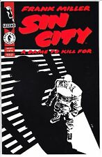 SIN CITY A DAME TO KILL FOR #1 2 3 4 5 6 NM 1993 FRANK MILLER DARK HORSE COMICS
