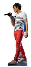 Louis Tomlinson Boy Band Cardboard Cutout 161cm Tall-Invite him to your Party