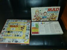 Original 1979 Mad Magazine Game Parker Brothers COMPLETE GUC Box taped Good Cond