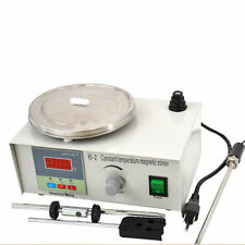 220V Magnetic Stirrer 85-2 With Hot Plate Digital Heating Lab Mixer
