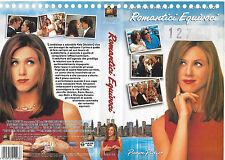 ROMANTICI EQUIVOCI (1997) vhs ex noleggio