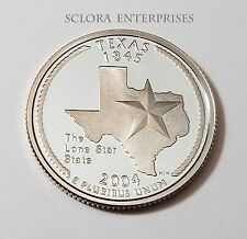 2004 S TEXAS  *PROOF*  STATE QUARTER   **FREE SHIPPING**