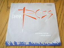 "DIANA ROSS - TOUCH BY TOUCH      7"" VINYL PS"