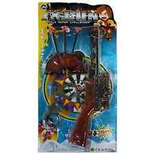 Kids SNIPER RIFLE Set Occhiali MANETTE MILITARI giocattolo Set & FANCY DRESS