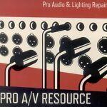 Pro Audio Repairs Store