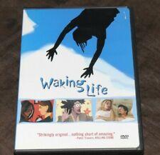 Waking Life (Dvd, 2002) Richard Linklater Like New! Free Shipping!