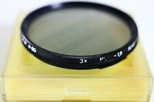 HASSELBLAD BAY 60 3X PL -1.5 (LIN) POLARIZING FILTER V.CLEAN CLEAR GLASS