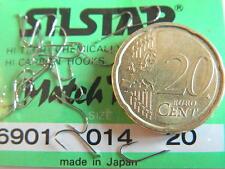 1 CONF. DA 20 AMI SILSTAR S. 6901  N°14  MADE IN JAPAN OFFERTA PESCA   TS47