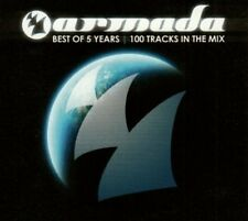 Armada Best Of 5 Years [CD]