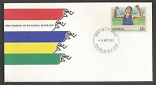 AUSTRALIA -1981 STAWELL EASTER GIFT - PRE STAMPED ENVELOPE - F.D.C.
