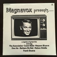Magnavox Presents A Reprise Of Great Hits Vinyl LP Record 1973 - Sinatra Basie