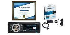 Aquatic AV 288W Sirius XM USB iPod Bluetooth Radio Harley 98-13 w/ FREE SXV300v1
