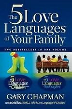 The 5 Love Languages of Your Family Brand Paperback New by Gary Chapman