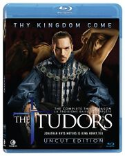 The Tudors - The Complete Season 3 (Blu-ray 3 disc) Uncut Edition NEW
