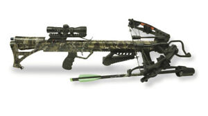 Brand New CrossBow With Extras