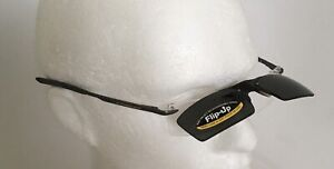 Rudy Project Rimless KABRIO GRAVITY 04 Rx Sunglasses With Flip Shades Ref:CF002
