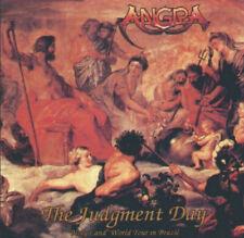 Angra - RARE Silver LIVE 2 cd from Japan 1996 Helloween Judas Priest Metallica
