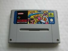 SUPER BOMBERMAN SUPER NINTENDO / SNES GAME