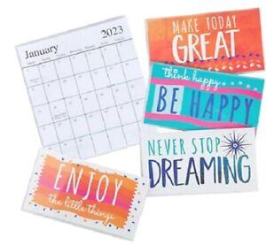 2022-2023 Make A Statement 2 Year Planner Pocket Calendar *FREE SHIPPING*