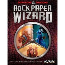 WizKids Dungeons & Dragons Rock Paper Wizard Game
