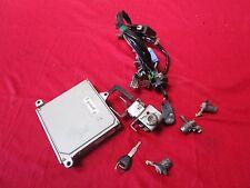 komp. Schlosssatz mit ECU Honda Prelude BB6 BB8  Bj. 1997-2001 37820-P5P-G01