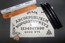 Ouija Board Seance Spirit Summoning Kit Witch Wicca Pagan Witchcraft Charm Set