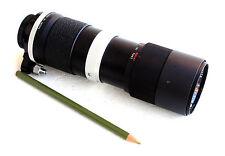 Exakta Mount  ●  f3.8 auto-Soligor 85 - 205 mm ZOOM  ● Japan lens