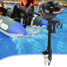 2 Stroke 3.5 HP Boat Engine , Outboard Motor Engine For Fishing Boat CDI System