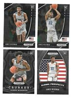 2020 PRIZM JAMES WISEMAN ROOKIE CARD GOLDEN STATE WARRIORS RC LOT (4) INVESTMENT