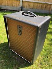 Vox T-25 T25 Vintage Style Bass Guitar Amp Combo Amplifier