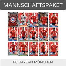 Topps Match Attax - 2018/19 - Mannschaftspaket - FC Bayern München