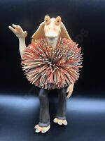 STAR WARS EPISODE 1 JAR JAR BINKS PLASTIC FIGURE
