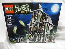 LEGO Monster Fighters Haunted House 10228 NEW SEALED PERFECT (4657594)