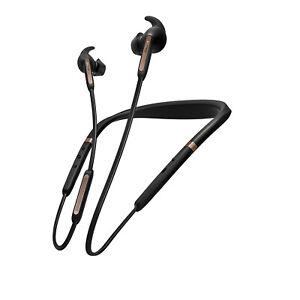 Jabra Elite 65e Copper Black Neckband ANC Headphones (Manufacturer Refurbished)