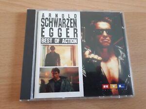 CD Arnold Schwarzenegger BEST OF ACTION Filmmusik Movie-Theme Terminator u.a.